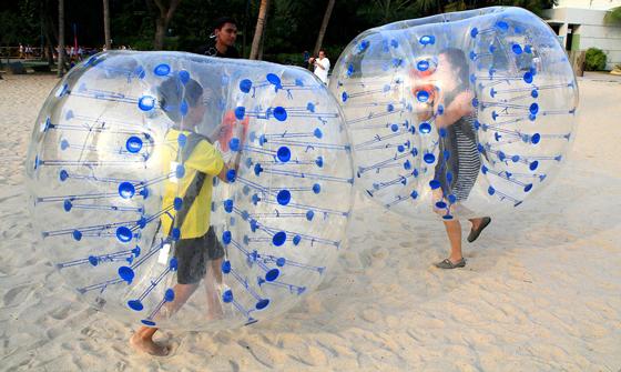Bubble Soccer 03