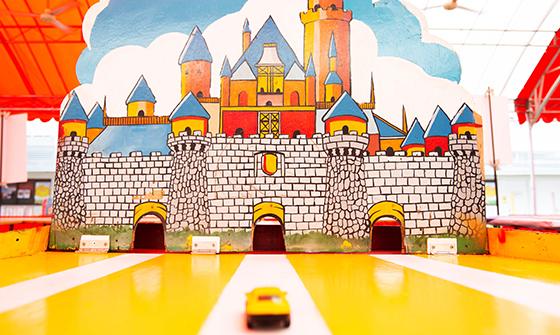 Castle Car 01