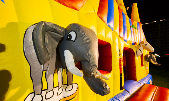 Circus Bouncer 02