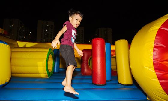 Circus Bouncer 03