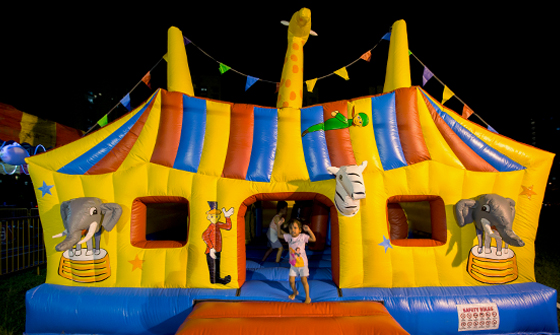 Circus Bouncer 05