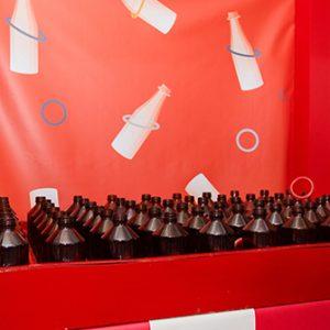 Toss Ring On Bottle 06