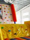 Inflatable Rock Climb 01