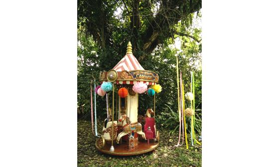 Nostalgia Carousel 02