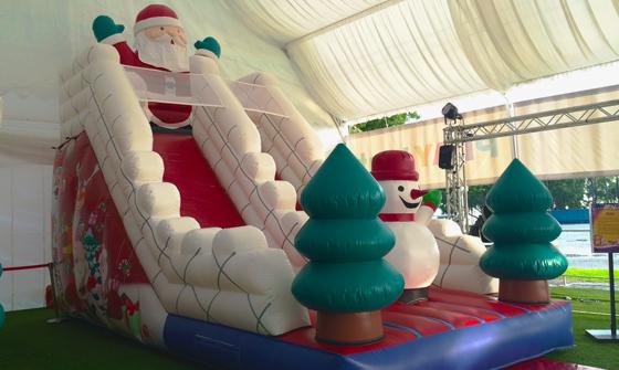 Santa Slide 01