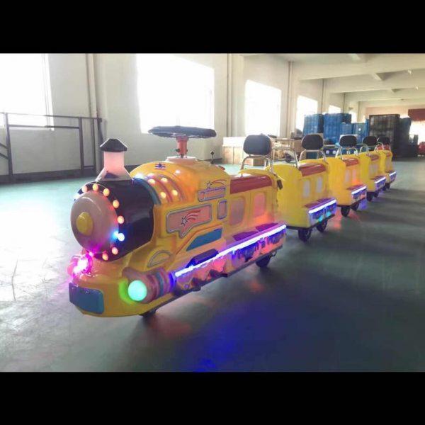 Trackless Train 02 (Kids)