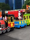 Trackless Train 02 (Rainbow)
