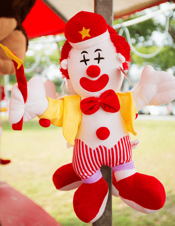 Uncle Ringo Clown (Medium)