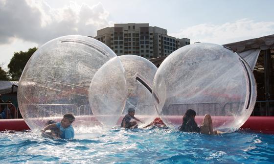 Water Balls 02