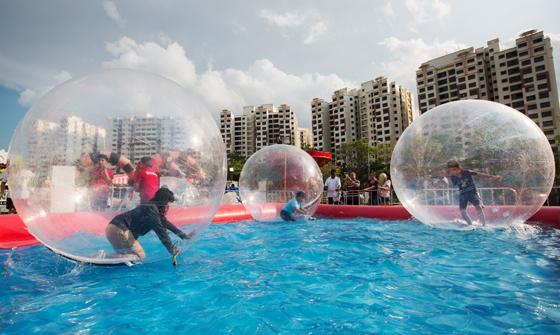 Water Balls 03