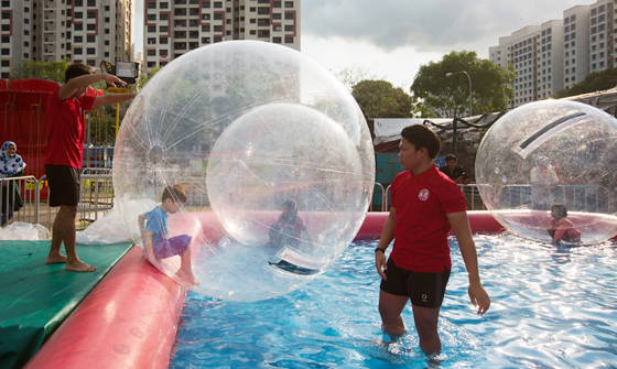 Water Balls 04