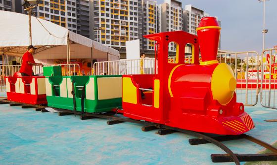 Western Train 01