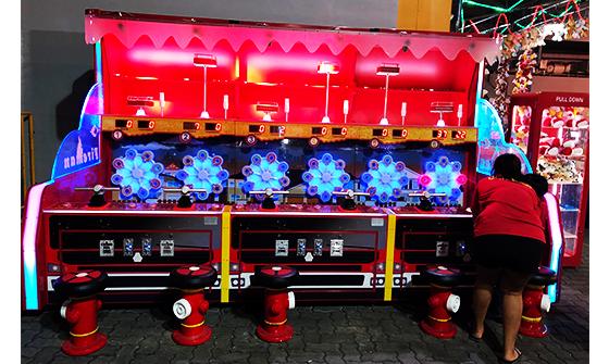 Fireman Water Game 01