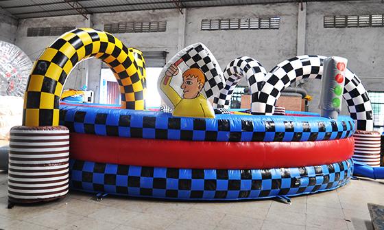 Race Car Bouncer 01