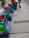 Trackless Train (Kids)