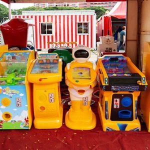 Automated Game Machine 01