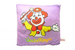 Uncle Ringo Pillow (Purple)