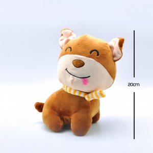Brown_Dog_With_Measurement
