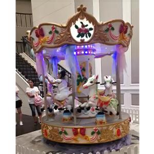 6 Horse Carousel 02