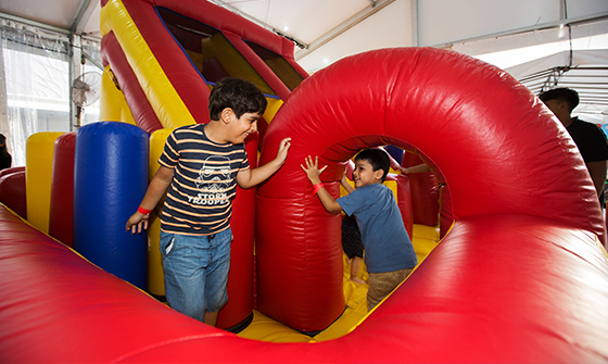 Bounce and Slide 3