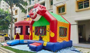 Clown Bouncer 3