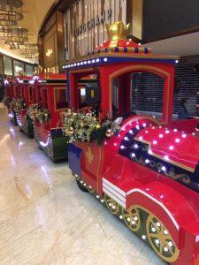 Royal Trackless Train 3
