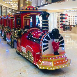 Royal Trackless Train 1
